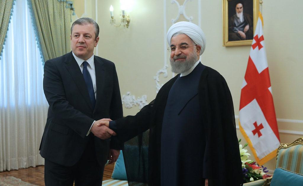 Iran-Georgia trade balance