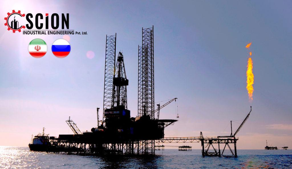 Iran, Russia sign Caspian oil exploration deals