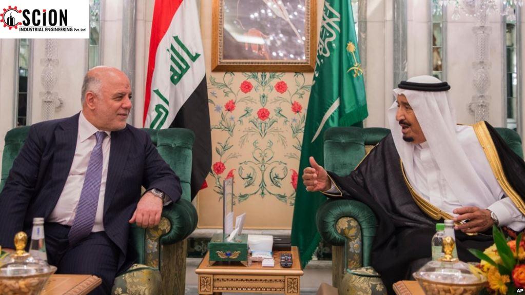 Iraq, Saudi Arabia