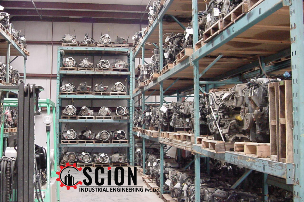 scion industrial engineering
